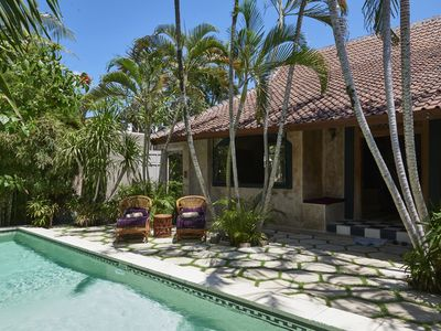 Photo for Rejuvenate Yourself in This Ethnic Villa while Being Close to Seminyak Beach