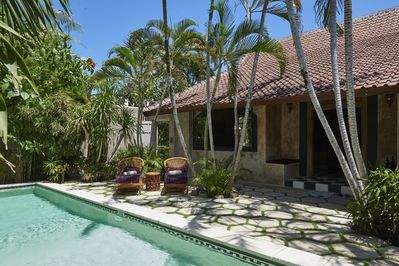 Indian Styled House in Seminyak (2BR)