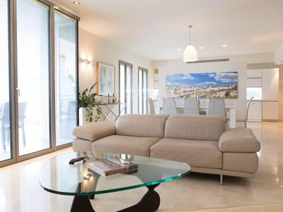 Photo for Spacious Mamilla Old City View Luxury 2 Bedroom Apartment