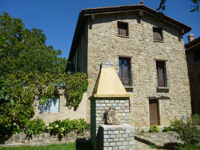 Photo for ROQUEROL, is the ideal place for a holiday in the GARROTXA of charm.