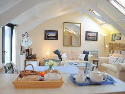 Photo for Swallow Barn converted barn in the heart of South Hams countryside