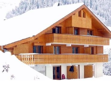 Photo for Fantastic 2 bedroom apartment in Chatel