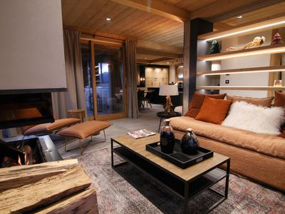 Photo for LUXURY CHALET ***** 10 PEOPLE