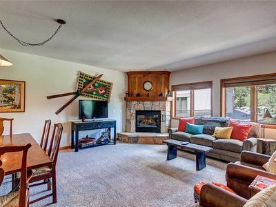 Photo for Outstanding location, Hot tub access, Ski-in/ski-out condo, Heated garage parking!