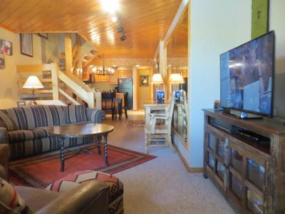 Photo for Quiet townhome with unparalleled Views of Mt. Crested Butte