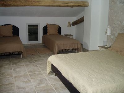 Photo for Rural cottage in the heart of the Verdon Le Nauvin IV
