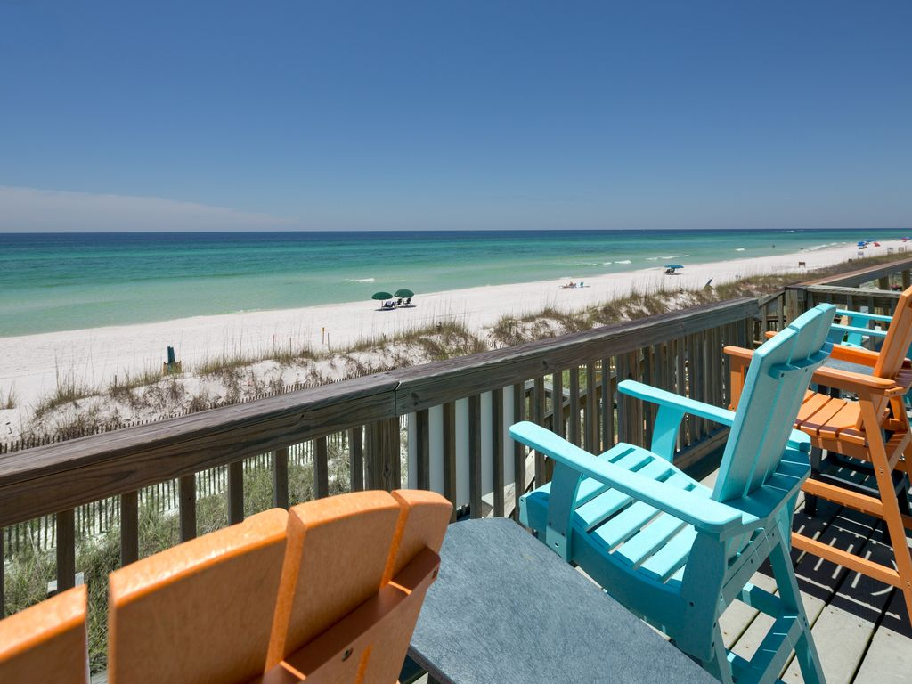 August Openings Beachfront All New Furniturew Elevator