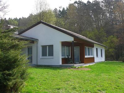 Photo for House 5 m from the center of Dillendorf with Parking, Internet, Washing machine, Garden (85911)