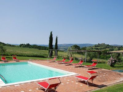 Photo for Casa Cassiodoro G: A welcoming apartment surrounded by the greenery.