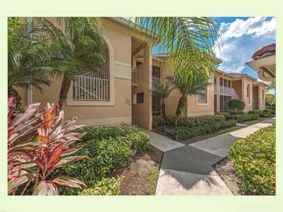 Photo for Magnificently Decorated and Tastefully Furnished Cypress Woods Condominium