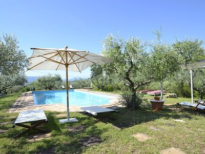 Photo for 14 bedroom Villa, sleeps 31 with Pool, Air Con and FREE WiFi