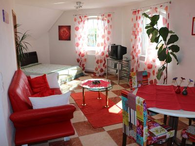 Photo for Apartment Vogesenblick, 50sqm, 1 bedroom - Apartment Art