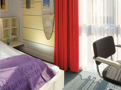 Photo for E | Single Room - Hotel Niedersachsen