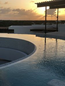 Photo for Panoramic D 204- Luxurious Studio with panoramic pool  By Salt - Kisses