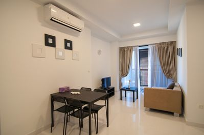 Enjoy Private Balcony To View Urban SG