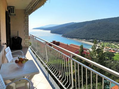 Photo for Apartment Adria (RAC171) in Rabac - 6 persons, 2 bedrooms