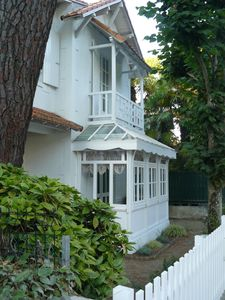 Photo for Character villa in La Baule, 2 minutes walk from the beach