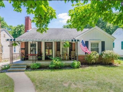 Photo for 3 Bedroom House in the Heart of Broad Ripple!