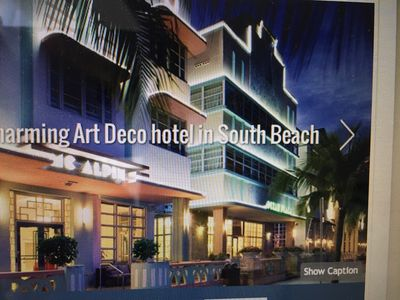 Photo for Outstanding Miami Beach Resort on Ocean Drive