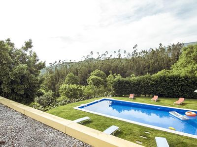Photo for Rural tourism, nature walks, private swimming pool, beach at 15km, 8 persons
