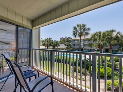 Photo for Great location on 30A with seasonally heated pool!