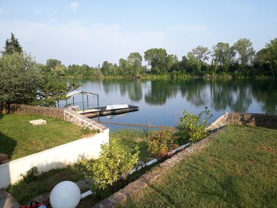 Photo for House on the lake - THE OLD QUARRY