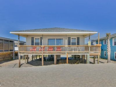 Photo for The Choice - Superb Oceanfront View, Traditional Cottage, Simple & Serene, Perfect Location