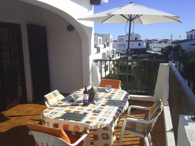 Photo for SPACIOUS, CENTRALLY LOCATED, 2 BEDROOMED 2ND FLOOR APARTMENT WITH LARGE BALCONY.