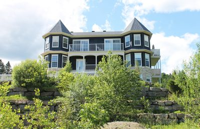Photo for 15 - Awesome mountain views and best comfort stay, Saint-Sauveur QC,