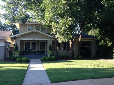 Photo for 5 Star Historic Home In Heart Of Uptown/Mesta Park/Heritage Hills