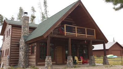 Photo for Beautiful Custom Home In Grand Lake ( Columbine Lake)