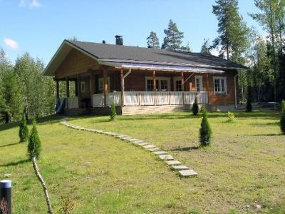 Photo for Vacation home Aapeli iso in Ähtäri - 6 persons, 2 bedrooms