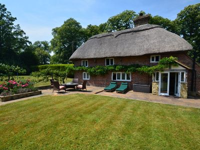 Photo for The Thatched Cottage - Near Battle