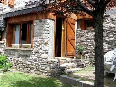 Photo for Rest and quiet cottage in the heart of the mountain