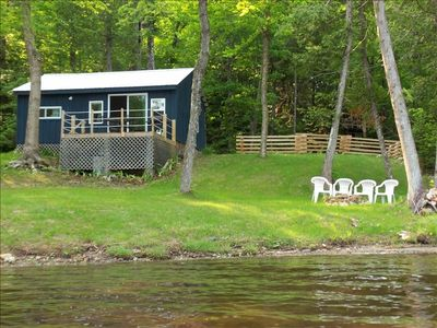 Photo for Beautiful Lakefront Cabin