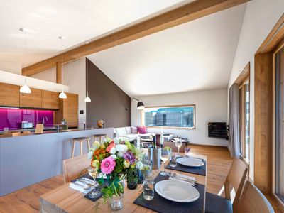 Photo for Gud Jard Lodge No. 31- Living-healthy design holiday home with exclusive features