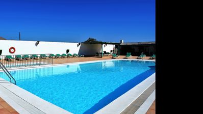 Photo for Apartment Plus Lanz Puerto del Carmen with Pool Area