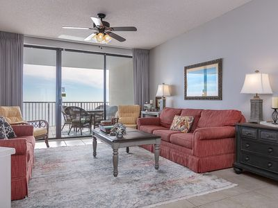 Photo for HAVE A BALL with Kaiser in Summer House #604B: 3 BR/2 BA Condo in Orange Beach Sleeps 10