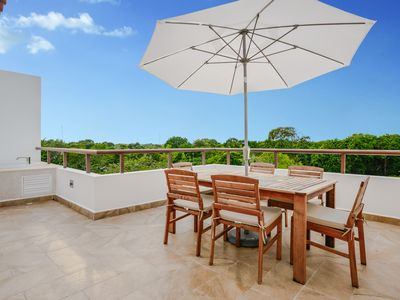 Photo for Casa Evie - Sublime 2-Story Penthouse with Hot Tub in Akumal by olahola