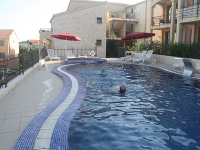Photo for 3 shared pools (2 large and 1 small jacuzzi pool)