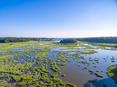 Photo for Spectacular Tidal Marsh View in the coastal town of Guilford, CT