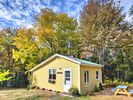 1BR Cottage Vacation Rental in Amherst, Maine