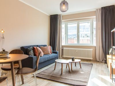 Photo for Industrial design flat near the centre - One Bedroom Apartment, Sleeps 4