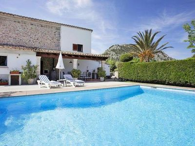 Photo for holiday home, Pollensa  in Mallorca Nord - Ostküste - 7 persons, 4 bedrooms