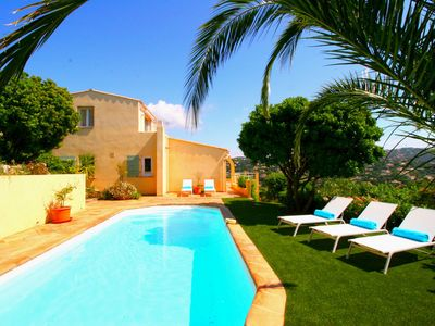 Photo for Villa Bayside - Villa for 8 people in Les Issambres