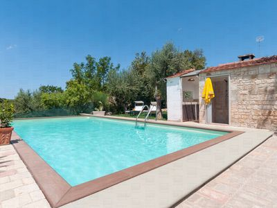 Photo for Trulli Paretano: Trulli with Pool ideal for Families