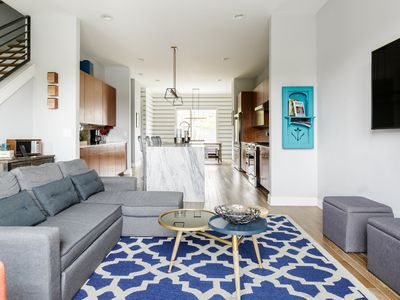Photo for Modern Group-Friendly Townhouse near Trendy 12South