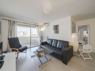 Photo for Wdf 2 bedroom in the heart of Cannes