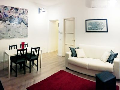 Photo for NEW APARTMENT! COMFORTABLE APARTMENT IN TRASTEVERE