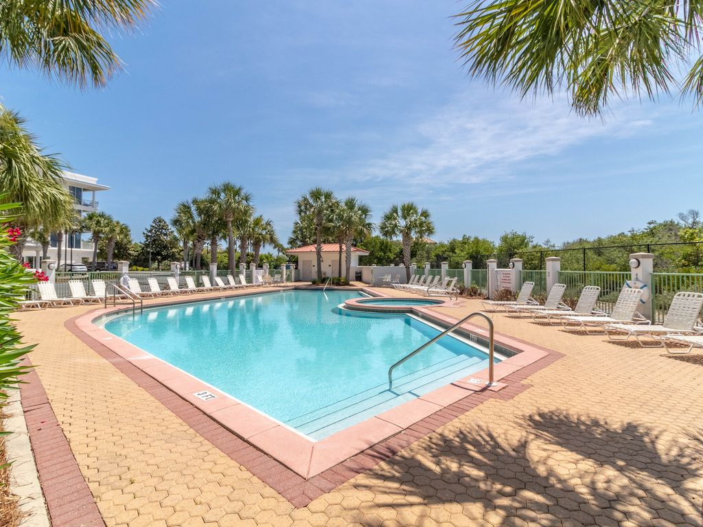 Paradise30a Inn At Seacrest Unit 410 Beautiful Studio Pool View Beach Gulf Views Walk To Rosemary Alys New The Al Market